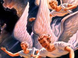Ангелы говорят о Боге - Творце вселенной
