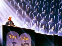 На суде Иисус, обращаясь к Ангелам как свидетелям спрашивает: «Мог ли Я сделать что-либо еще?