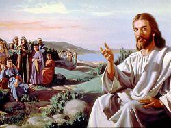 Христос свидетельствует, что у нас есть Небесный Отец