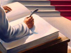 Когда человек принимает Иисуса Христа как своего Спасителя, его имя записывается в книгу жизни