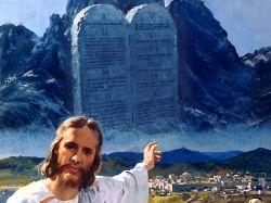 Закон Божий указывает на наши грехи и помогает нам почувствовать нужду в Спасителе