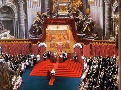 Первый церковный закон римско-католического Лаодикийского собора отменил празднование субботы
