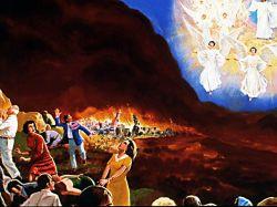 Грешники получат наказание за свои грехи и окончательную смерть