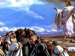 Христос вернется таким же образом, как и вознесся на небо